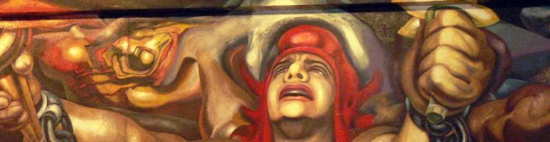 Arte mexicano el blog de armando navarro en for El mural de siqueiros pelicula